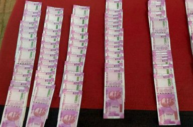Currency notes of Rs 2000 denomination (Photo: PTI)