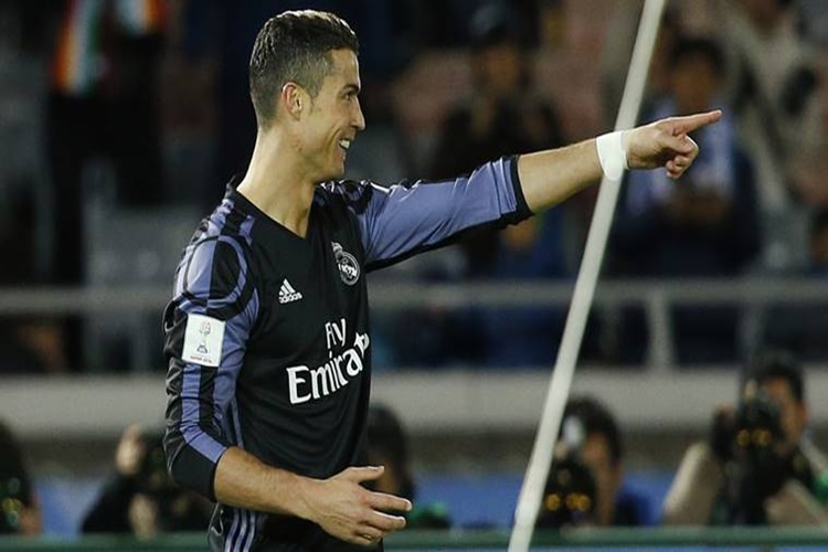 Another accolade! Christiano Ronaldo named 'Portugal player of theyear'