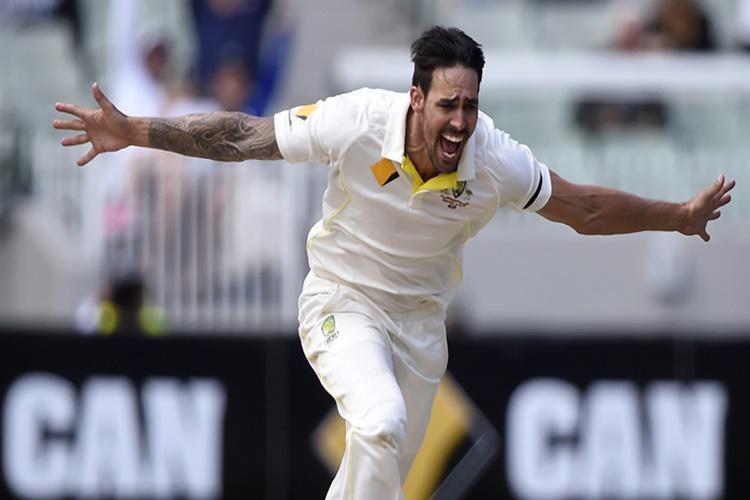 Mitchell Johnson tries to DISMANTLE Virat Kohli's team, says 'India isNERVOUS'
