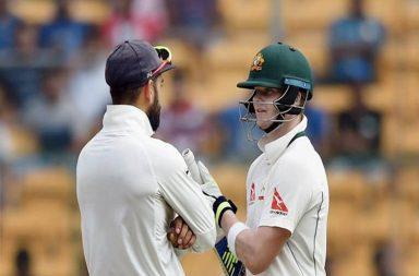 India v Australia