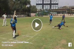 India v Australia 2nd Test 2017
