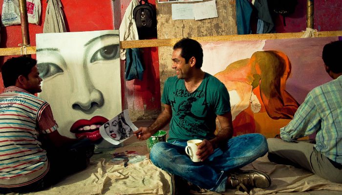 Abhay Deol-Living The Dreams, Mark Bennington