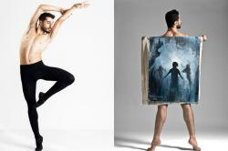 Meet Ahmed Joudeh: The ballet dancer who fought ISIS to pursue his dreams