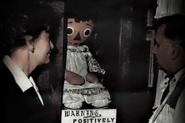 Annabelle Real Doll Ed Lorraine Warren | Image for InUth.com