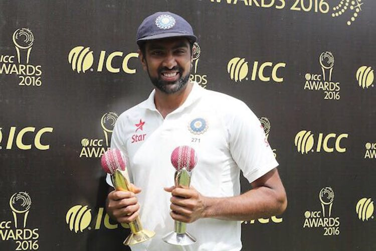 Watch: Ravinchandran Ashwin has a special message for his fans after India's Test series win over Australia!