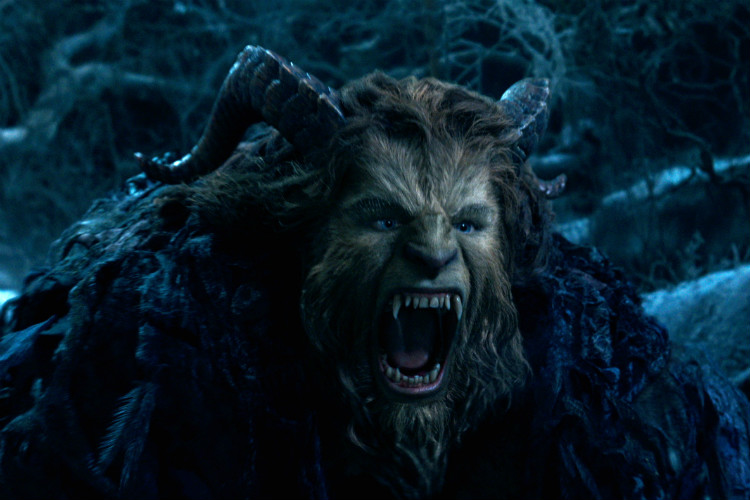 Beauty and the Beast 2017 Movie | AP Image for InUth.com