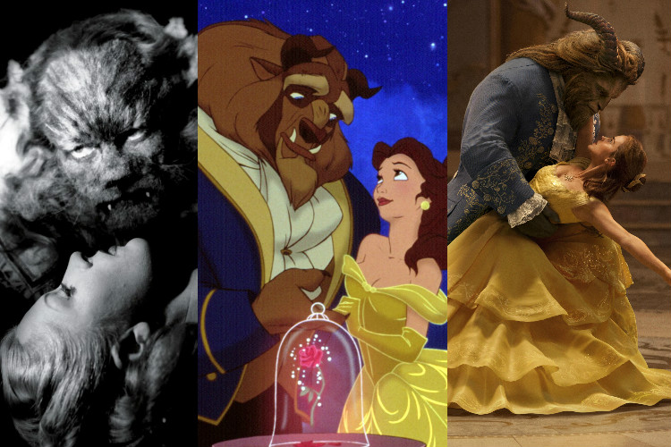 From the novel to the Emma Watson film how Beauty and the Beast evolved over the centuries
