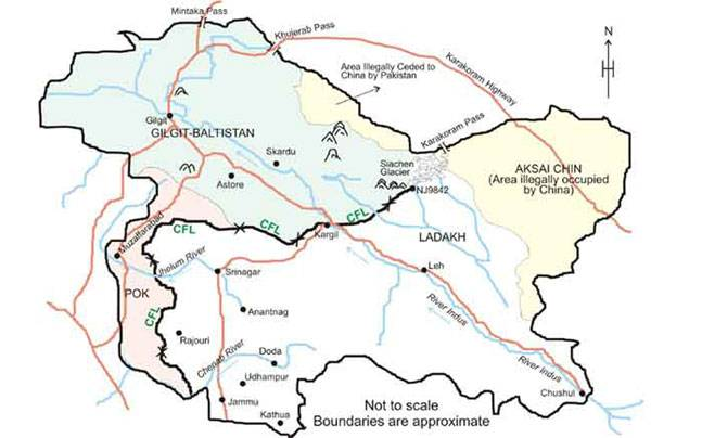 PoK & Gilgit-Baltistan Are Part Of India: Islamic Body Tells Govt