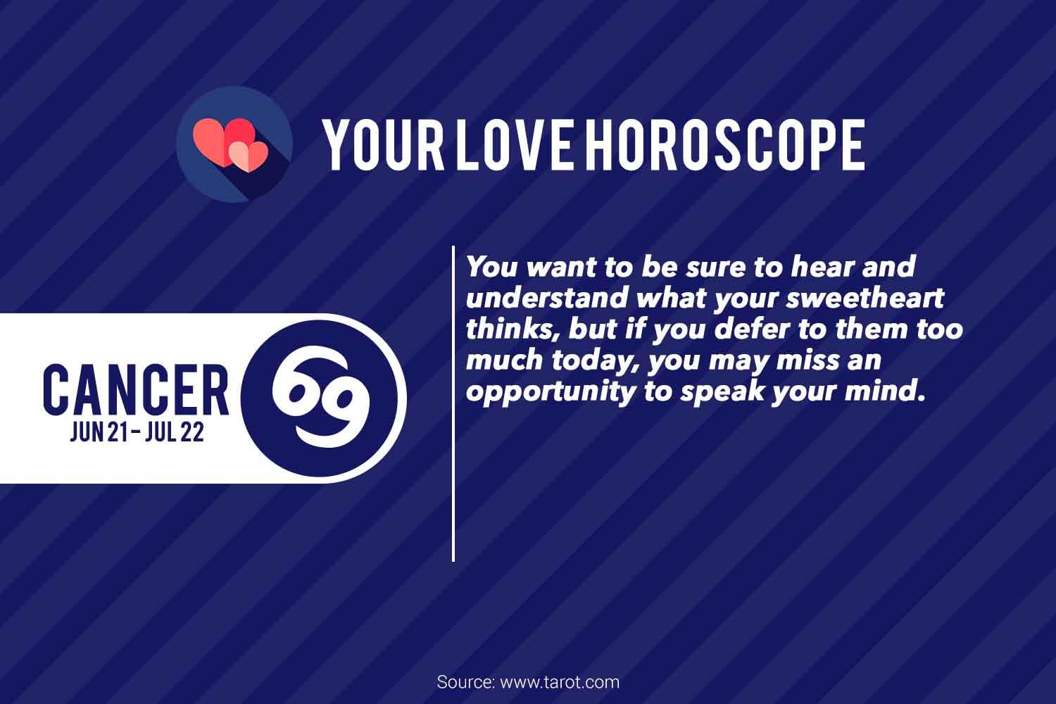 Love Horoscope   Image for InUth.com