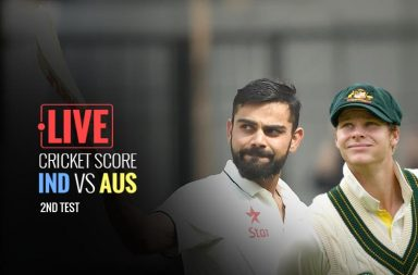 India v Australia live blog