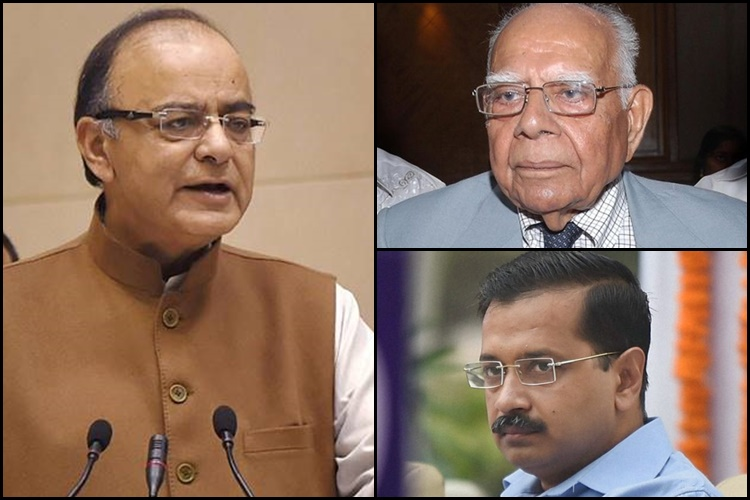 Arun Jaitley says Arvind Kejriwal's defamatory statements a deflecting tactic
