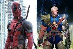 Find out who's playing Cable and Domino in Marvel's upcoming movie Deadpool 2