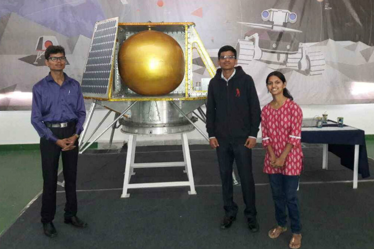 To Infinity and Beyond: Mumbai youth's lunar project may find space on theMoon