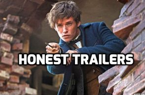Fantastic Beasts and Where To Find Them Honest Trailer