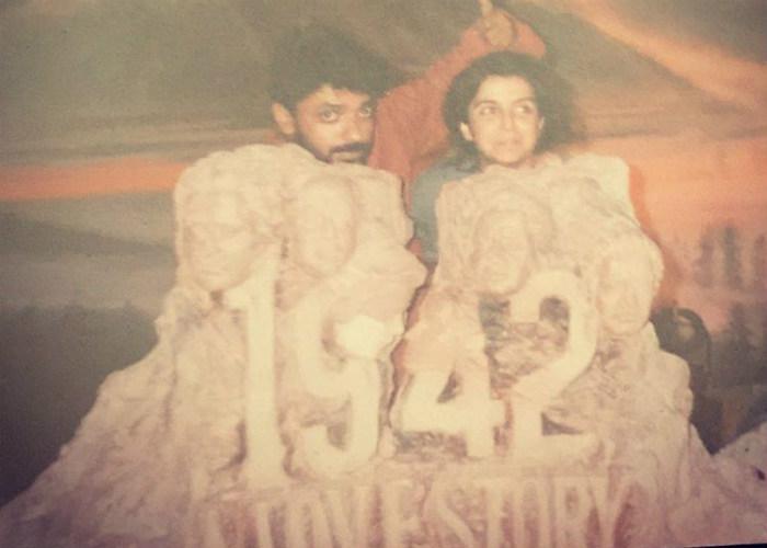 Farah Khan with Sanjay Leela Bhansali. (Courtesy: Instagram/Sanjay Leela Bhansali)