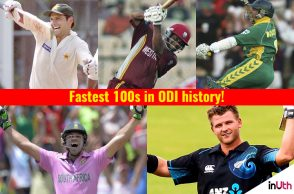 Fastest 100s in ODIs