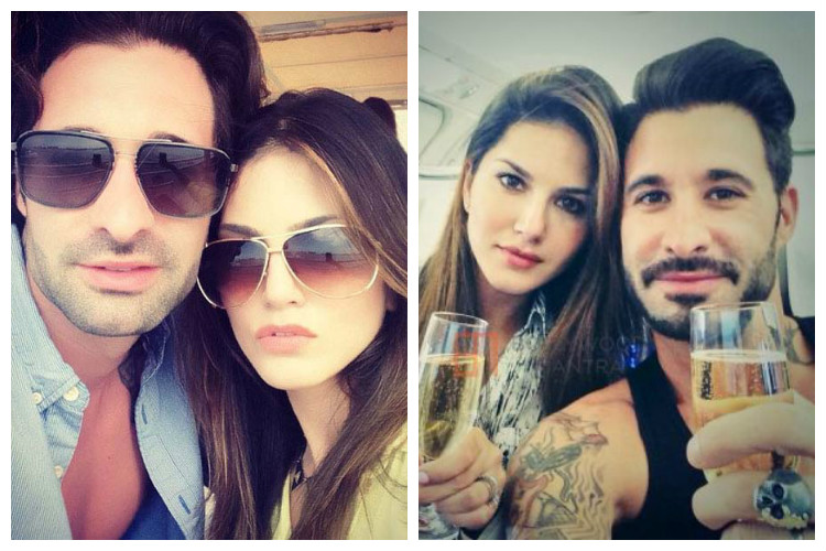 Photos: Sunny Leone introduces 'The Webers' in this latest night out Instagram post