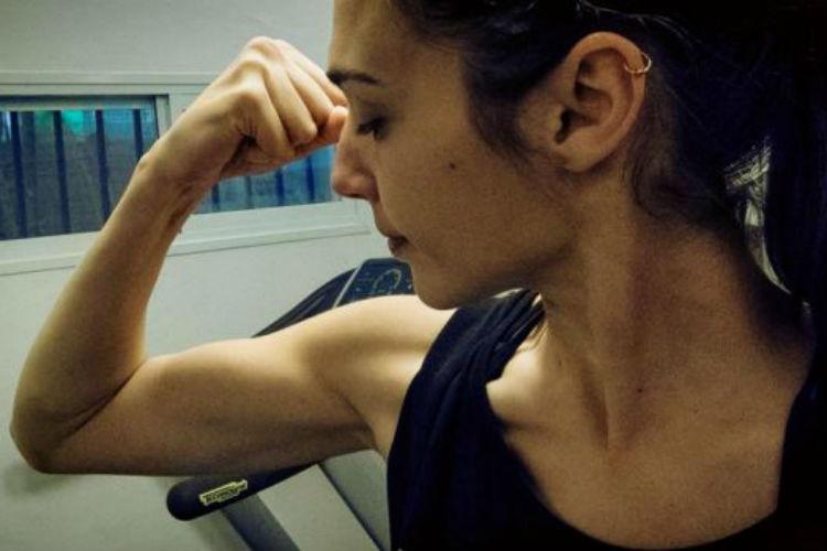 Gal Gadot Muscle