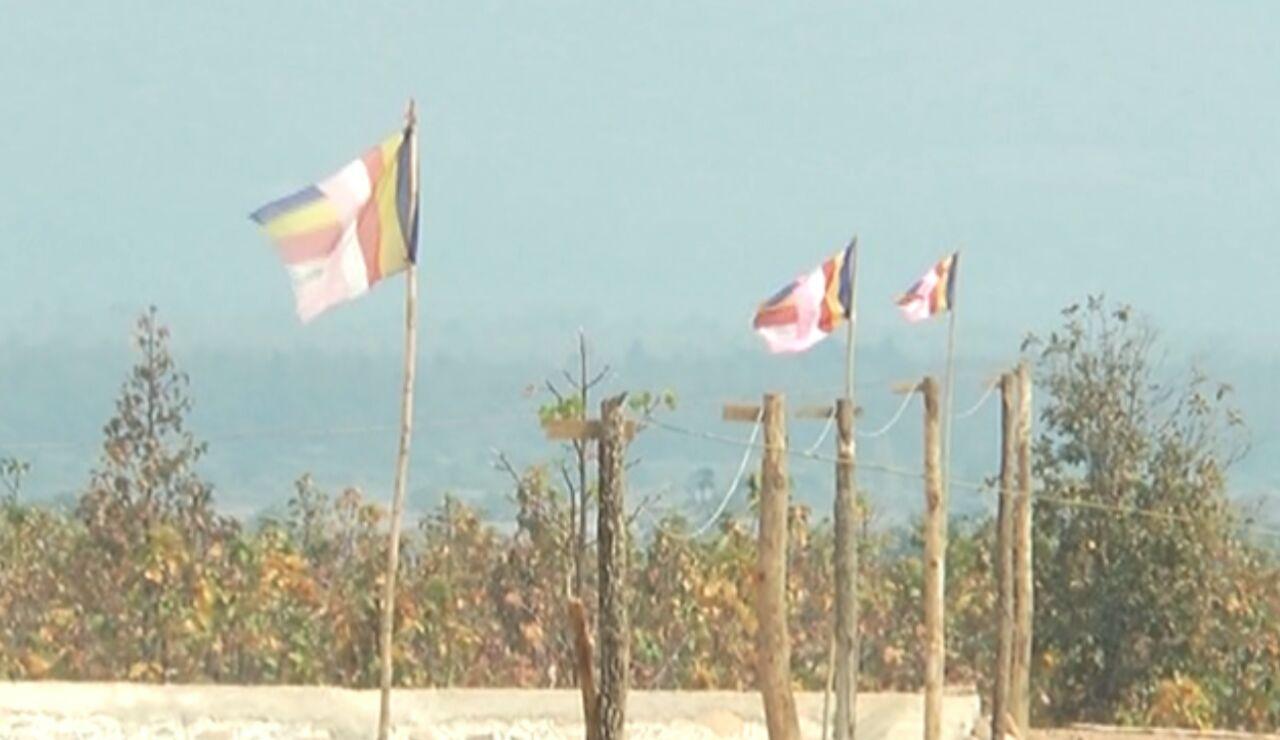 Post No. 23, Indo-Myanmar border, Haolenphai, Manipur