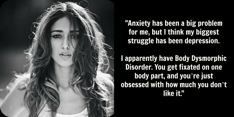 Image result for anushka sharma on depression quotes