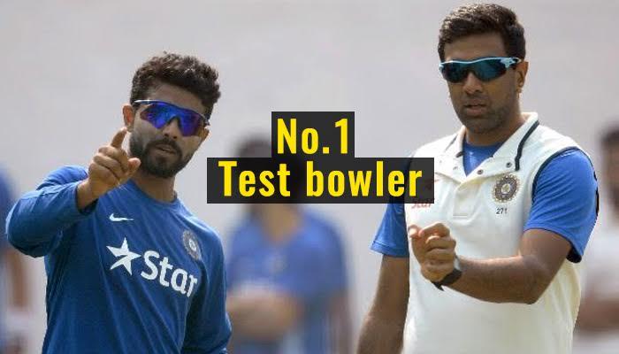 Ravindra Jadeja wins the 'Game of thrones' surpasses Ravichandran Ashwin as no.1 ICC Testbowler
