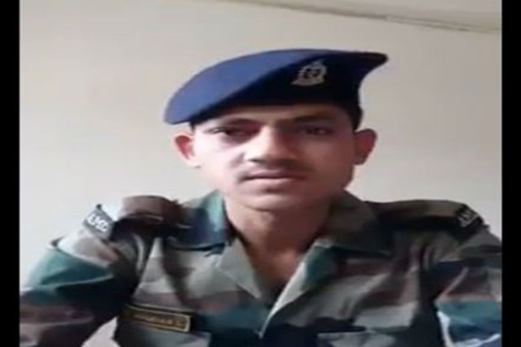 Another Army Jawan Posts Video On Social Media, Slams The 'Sahayak' System