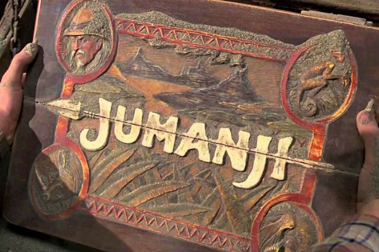 Jumanji Movie | Image for InUth.com