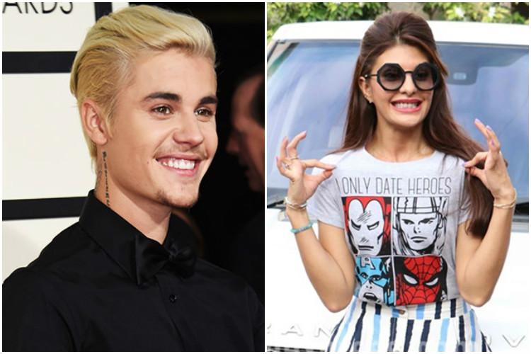 Jacqueline Fernandez will be Justin Bieber's Mumbaiguide