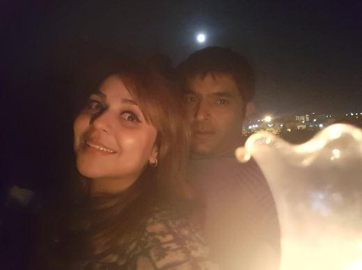 Kapil Sharma introduces the love of his life