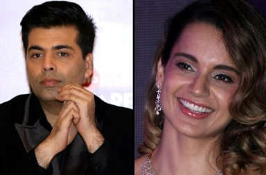 Karan Johar Kangana Ranaut IANS photos for InUth.com
