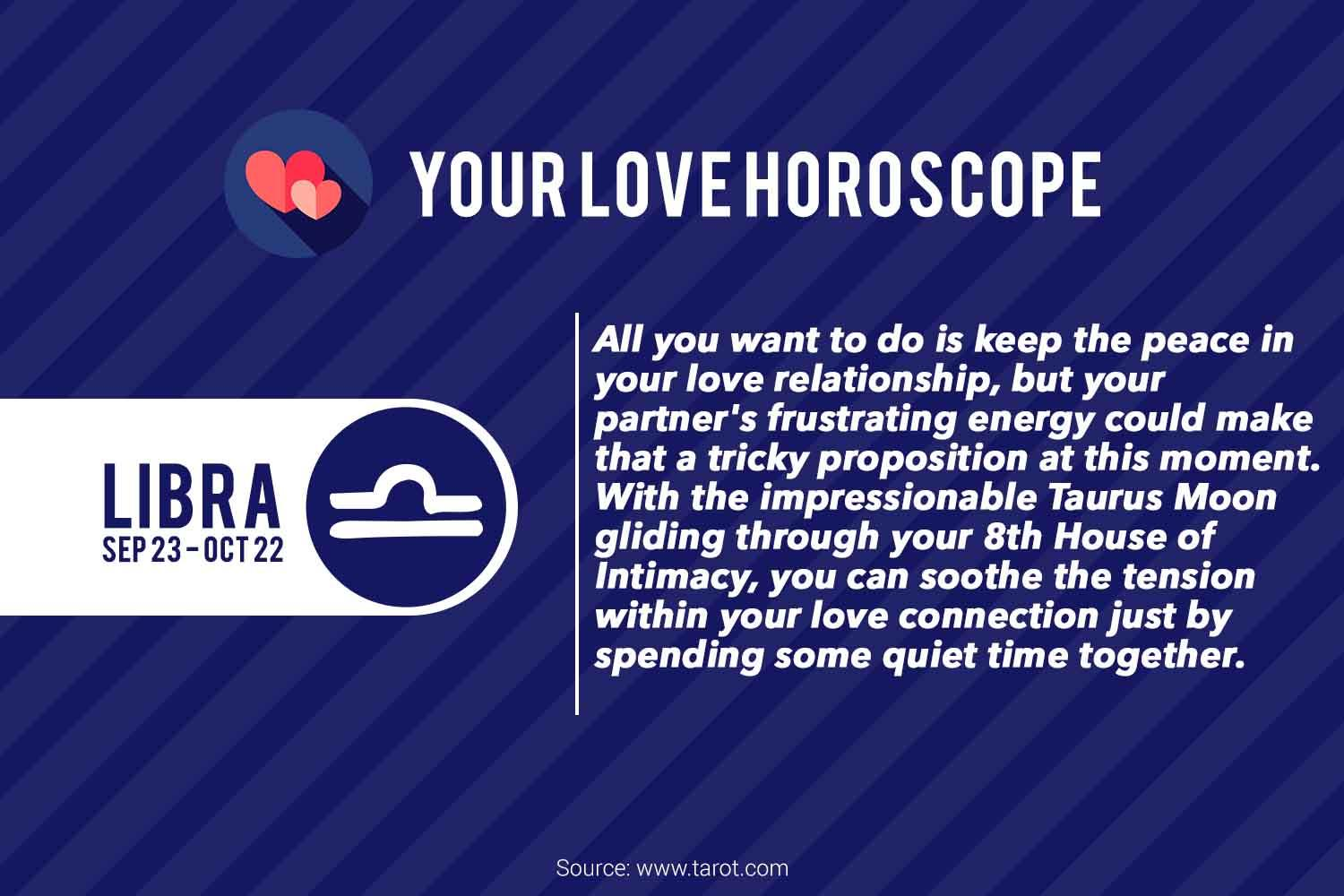Love Horoscope | Image for InUth.com