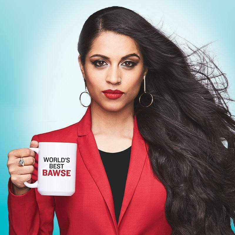 Lilly singh Superwoman Bawse Book Image for InUth.com