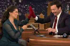 Lilly singh Superwoman Jimmy Fallon Bawse Book Image for InUth.com
