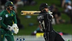 New Zealand vs South Africa 4th ODI highlights: Martin Guptill's quickfire 180 guides BlackCaps to easy win