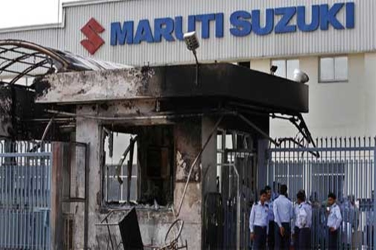 Indian Court Convicts 31 Autoworkers in 2012 Maruti Suzuki Factory Riots