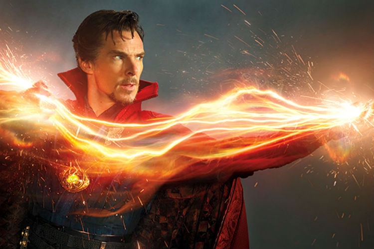Marvel Doctor Strange Movie