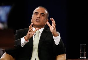 Sunil Bharti Mittal, an Indian entrepreneur and the Founder & Chairman of Bharti Enterprises