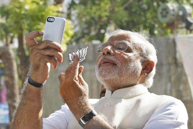 Cost of PM Modi's Social Media Outreach: Zero