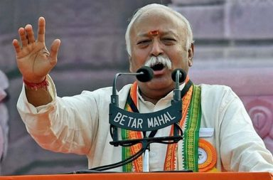 RSS chief Mohan Bhagwat (PIC PTI)
