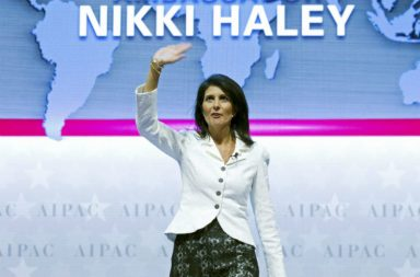 Ambassador to the United Nations Nikki Haley (PTI)