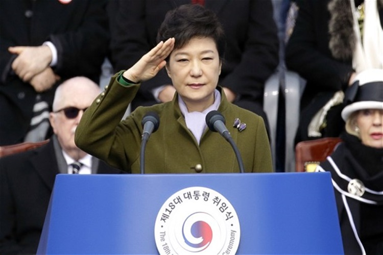 South Korean President Park Geun-hye dismissed from office after court order