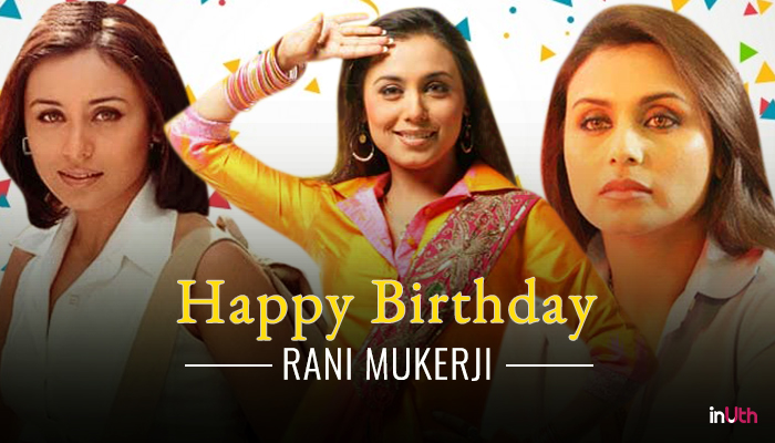 Happy Birthday Rani Mukerji: These 7 roles prove why she should return to silver screen ASAP