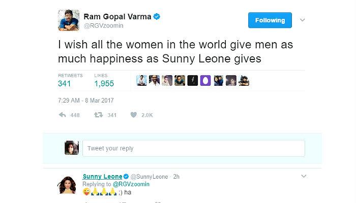 Ram Gopal Varma tweet