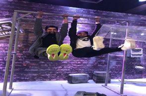 Ranvijay Singh and Harbhajan Singh