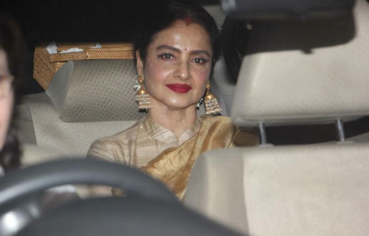 Rekha at Phillauri screening