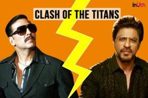 Akshay Kumar and Shah Rukh Khan,