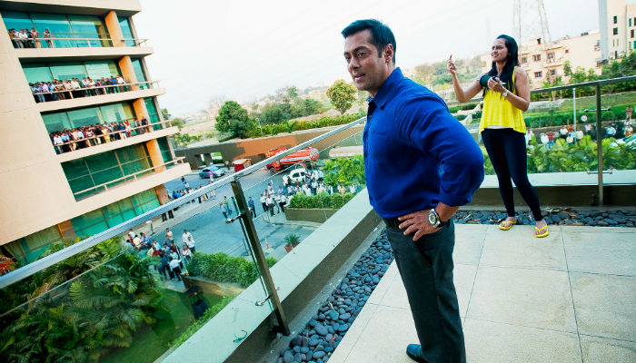 Salman Khan-Living The Dreams, Mark Bennington