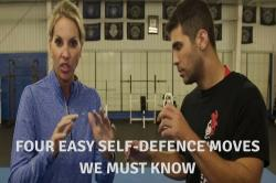 Watch: Ladies, here are four simple self-defence moves that you must know
