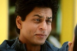 Shah Rukh Khan Crying