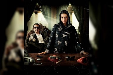 Shraddha and Siddhanth Kapoor in a still from Haseena. (Courtesy: Twitter/Shraddha Kapoor)